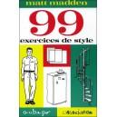 BD : 99 Exercices de Style