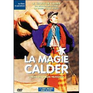 DVD : La magie Calder