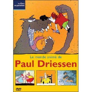 DVD : Paul DRIESSEN - The animated world
