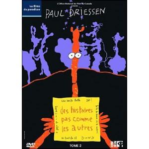 DVD : Paul DRIESSEN - Des histoires pas comme les autres