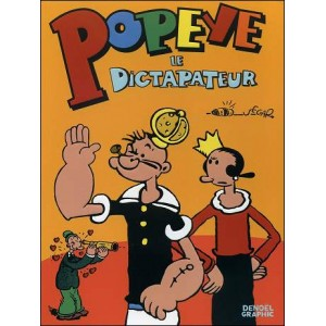 BD : POPEYE - LE DICTAPATEUR