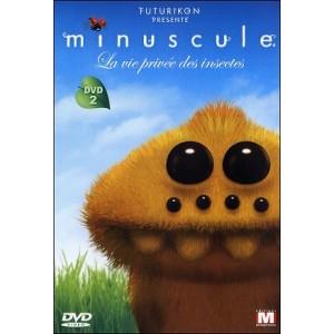 DVD : MINUSCULE - La vie privée des insectes Vol 2