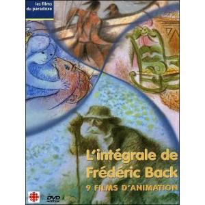 DVD : L'intégrale de Frédéric BACK