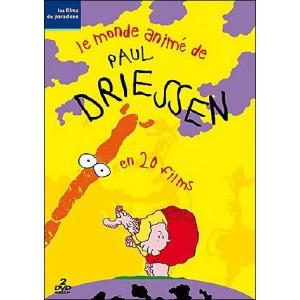 DVD : Paul DRIESSEN - Box 2 DVD
