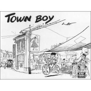 Comics : Town Boy