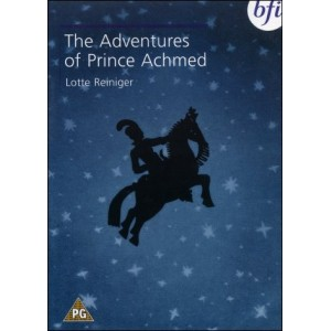 DVD & BLU-RAY : The Adventures of Prince Achmed
