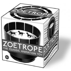 Optical Toy : ZOETROPE by Ruth HAYES (USA)