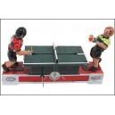 Jouet : Les Joueurs de Ping-Pong Mécaniques - un automate américain