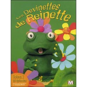 DVD : Les devinettes de Reinette - Saison 1