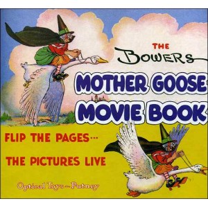 Book : The Charley Bowers Mother Goose Movie Book