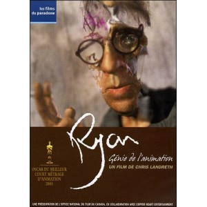 DVD : RYAN - Genius of Animation
