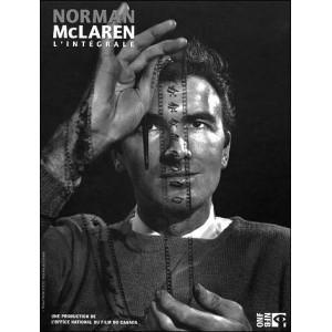 DVD : NORMAN McLAREN - Coffret Intégrale