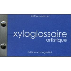 Book : Xyloglossaire Artistique