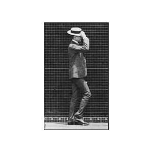 Flipbook : L'homme au chapeau