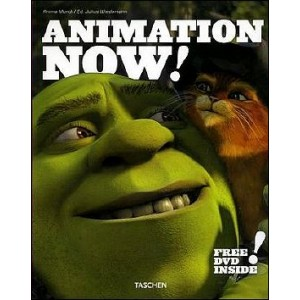 Book : Animation Now !