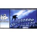 Flipbook : Snowboard Jump !
