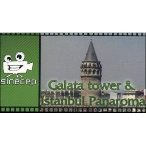 Flipbook : Galata Tower & Istanbul Panorama