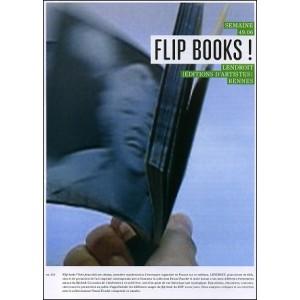 Magazine : -Semaine- N° 115 : Flip Books ! Votre pouce fait son cinéma