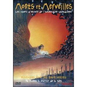 DVD : MONTS ET MERVEILLES - Les chefs d'oeuvre de l'animation canadienne - Vol 2
