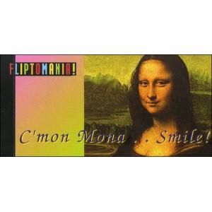 Flipbook : C'mon Mona ... Smile !