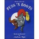 Livre : PUSS 'N BOOTS (Le Chat Botté)