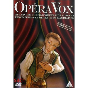 DVD : OPERAVOX Vol 1