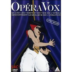 DVD : OPERAVOX Vol 2