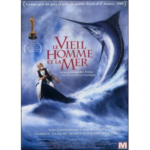 DVD : The old man and the sea (Le vieil homme et la mer)