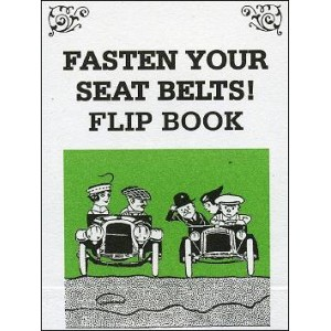 Flipbook : Fasten Your Seat Belts !