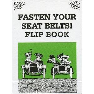 Flipbook : Fasten Your Seat Belts !
