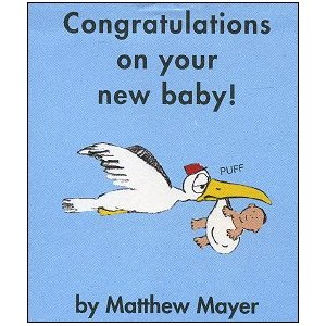 Flipbook : Congratulations on your new baby ! (Bienvenue au nouveau bébé !)