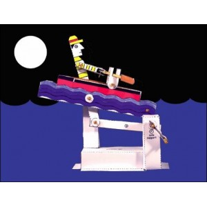 Toy : Mechanical Rower