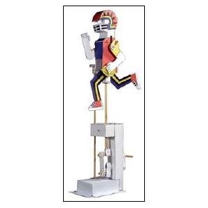 Toy : Mechanical Runner
