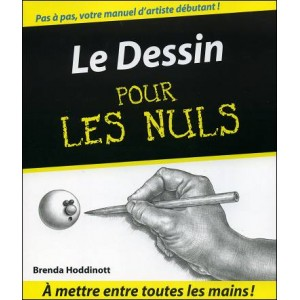 Book : Le Dessin pour les Nuls (Drawing for Dummies)