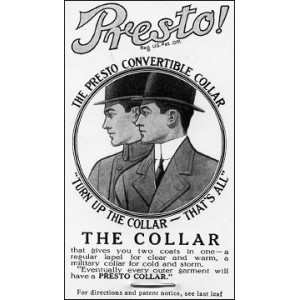 Flipbook : PRESTO ! The Convertible Collar