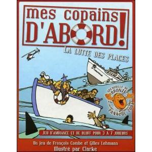 Game : MES COPAINS D'ABORD ! La lutte des places