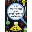 Jeu : 52 expériences pour scientifiques en herbe