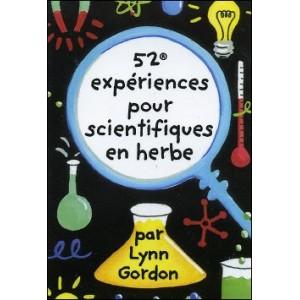 Game : 52 expériences pour scientifiques en herbe (52 Amazing Science Experiments)