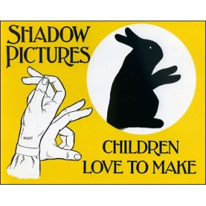Book : SHADOW PICTURES children love to make