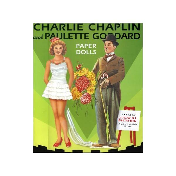 1921 Charlie Chaplin paper doll / eBay   Movie Star Paper Dolls 2   P ...