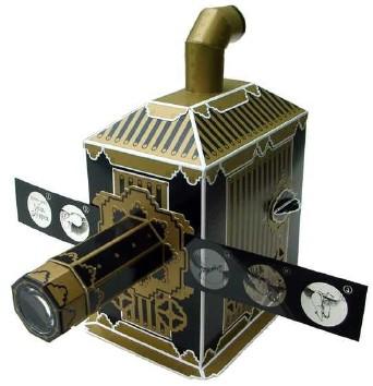 The Magic Lantern Kit - picture