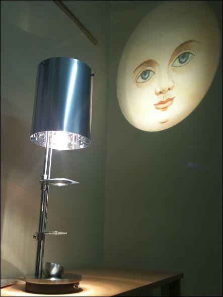 la lampe MISS SCOPE - photographie