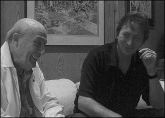 Will EISNER & Frank MILLER - Photographie