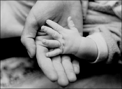 Little Hand - une photographie de H. ARMSTRONG ROBERTS