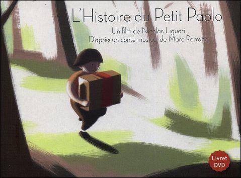 L'histoire du petit Paolo - Couverture