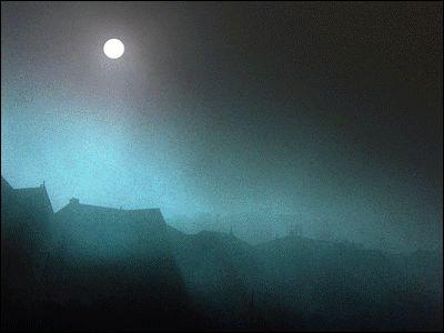 l'aube sur Bansin - photographie