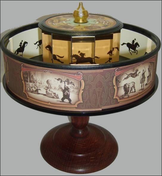 Un Praxinoscope