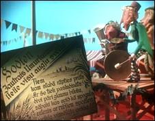 LA FOIRE - un film de Arnolds BUROVS