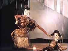 Cabaret - un film de I. GARANIMA