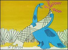 La Montagne des Dinosaures - un film de Rasa STRAUTMANE
